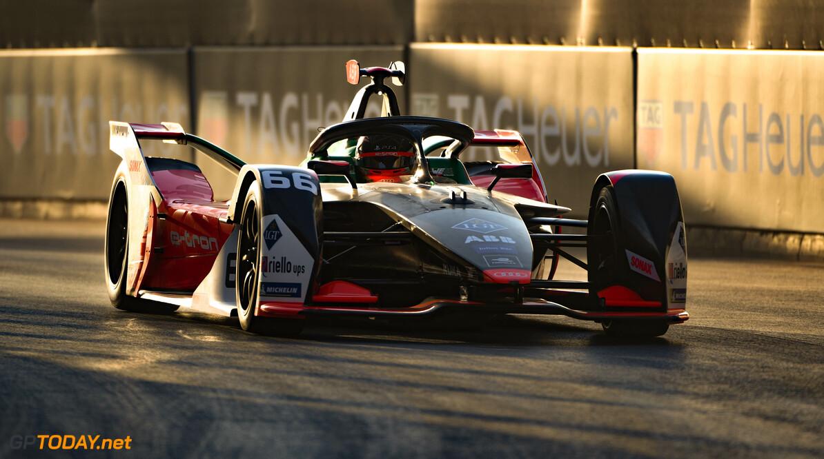 Daniel Abt (DEU), Audi Sport ABT Schaeffler, Audi e-tron FE06   Sam Bagnall    action
