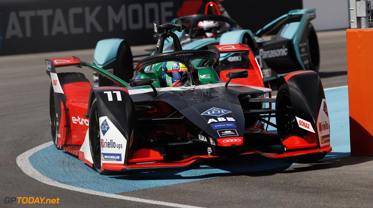 Lucas Di Grassi (BRA), Audi Sport ABT Schaeffler, Audi e-tron FE06  Joe Portlock    action
