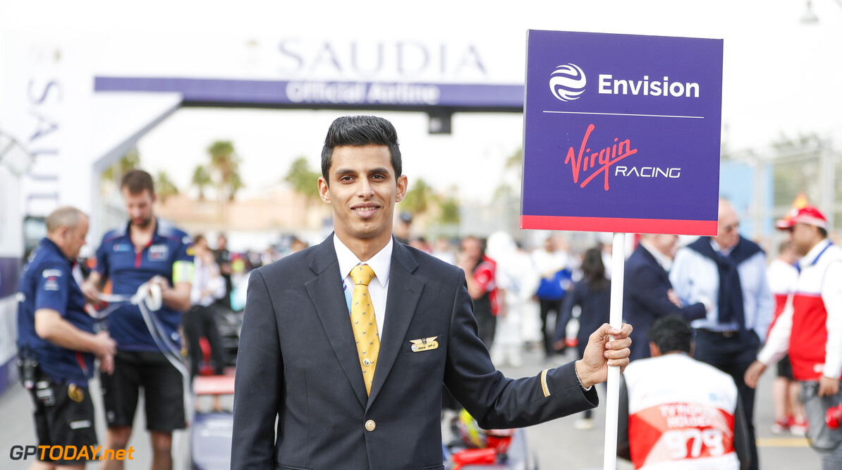 Envision Virgin Racing grid person  Zak Mauger    grid