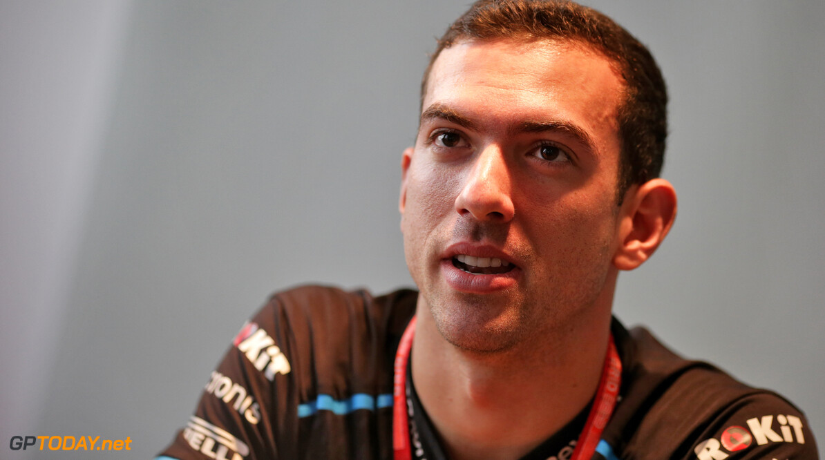 Who is Nicholas Latifi, 2020's only F1 rookie?