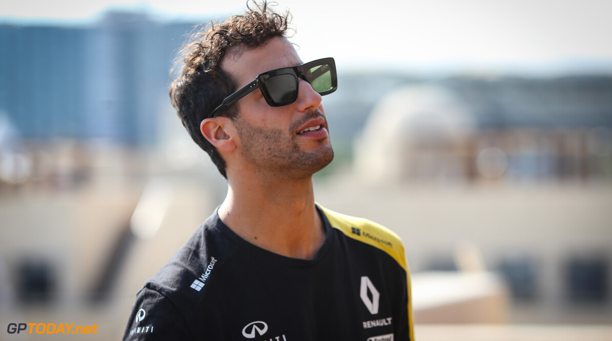 Hakkinen baalt ervan Ricciardo in een slechte auto te zien