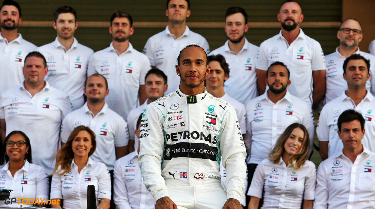 Mercedes: We stand with Hamilton following racial injustice comments