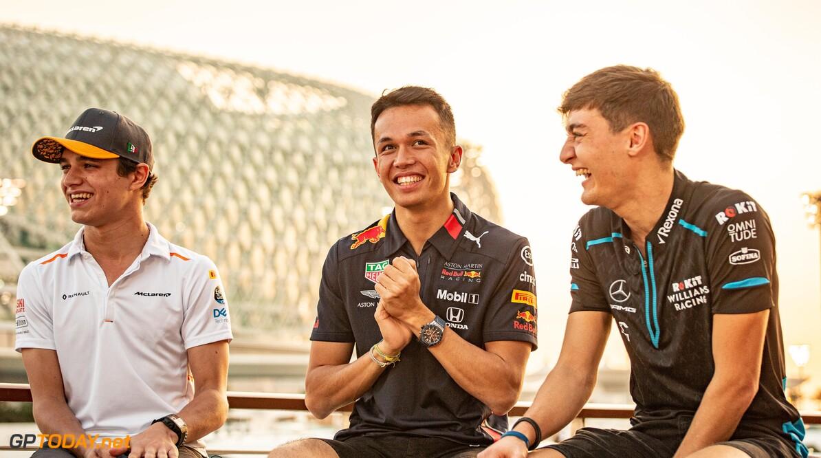 <b>Video:</b> Watch F1's 2019 rookies argue their case for rookie of the year