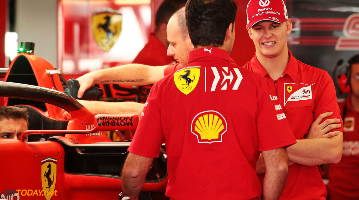 """Mick Schumacher: """"Ik heb helemaal geen garantie op F1-stoeltje"""""""