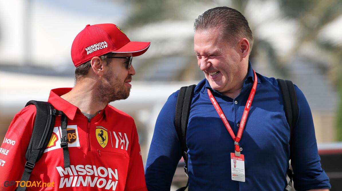 """Christian Horner: """"Sebastian Vettel behoort tot het verleden van Red Bull"""""""