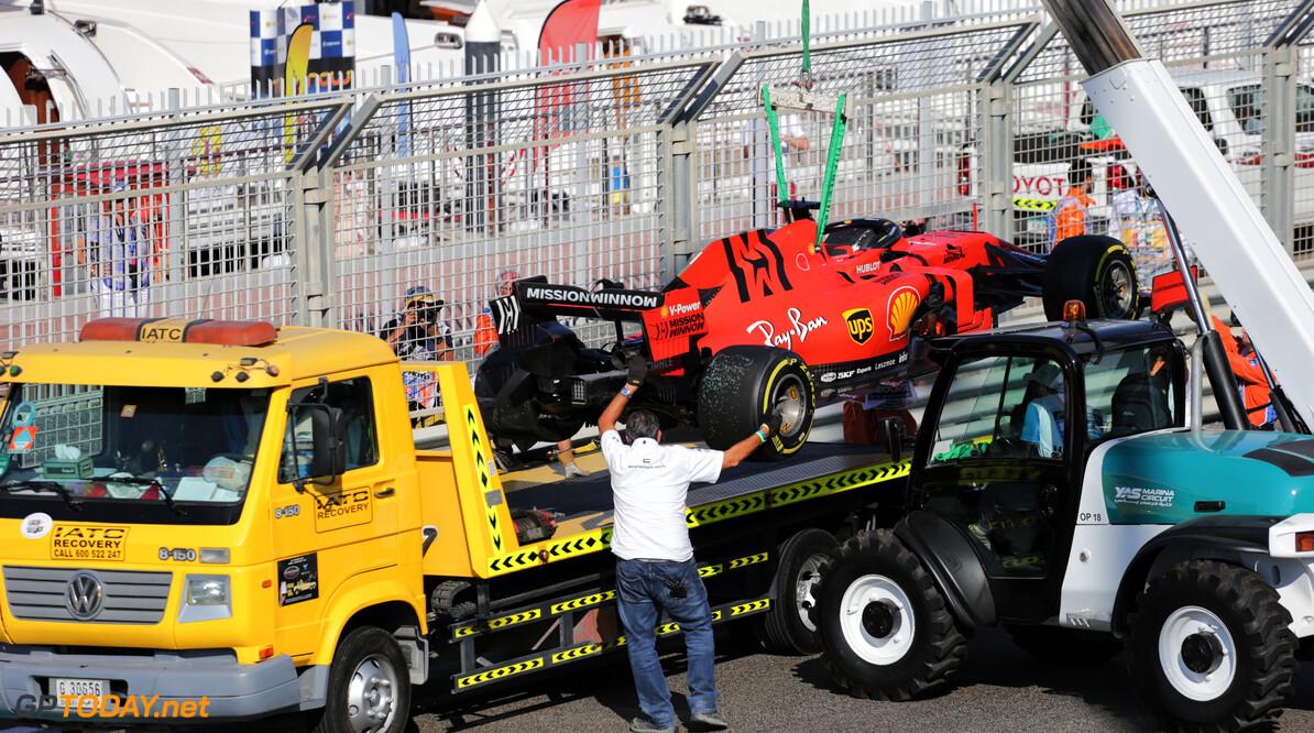 """Vettel: """"Verwachtte dat ik auto moest opvangen, maar spin was een verrassing"""""""