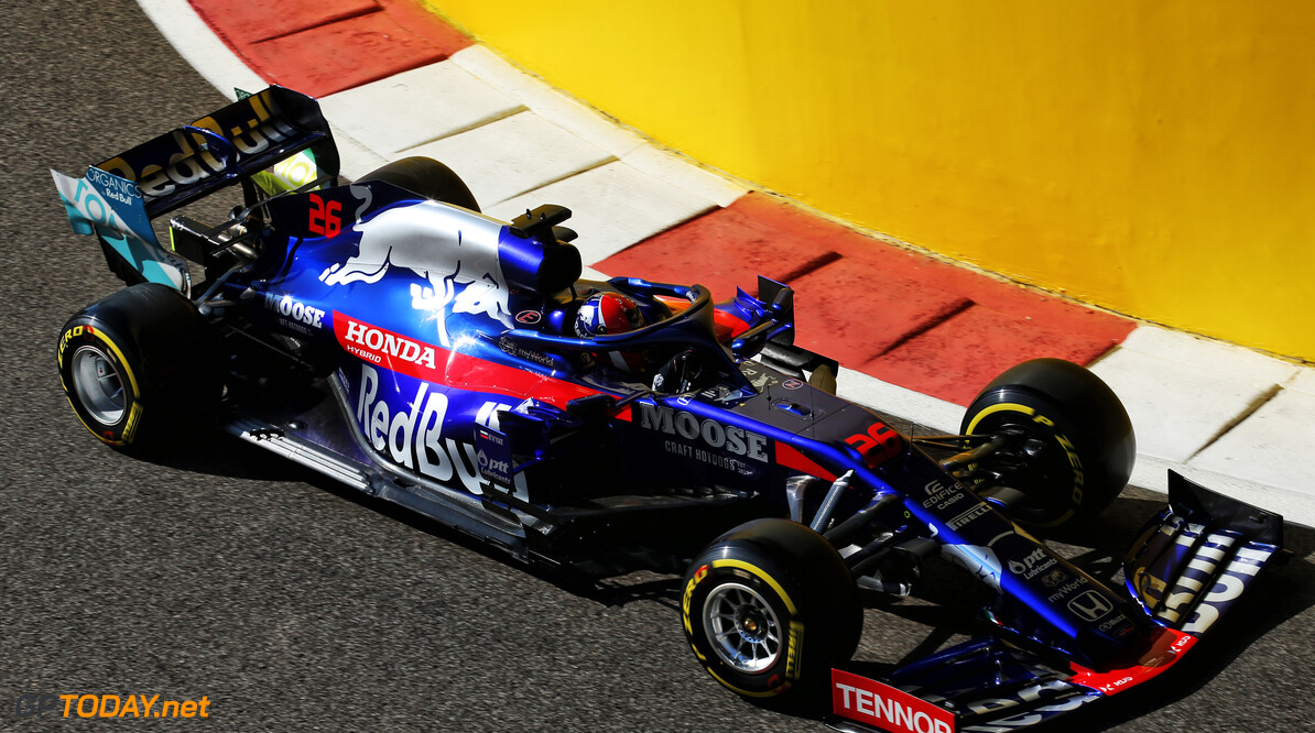 Toro Rosso's name change to Alpha Tauri confirmed for 2020