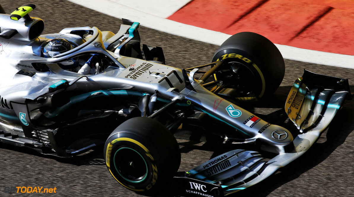 Mercedes required to fit second new engine to Bottas' car
