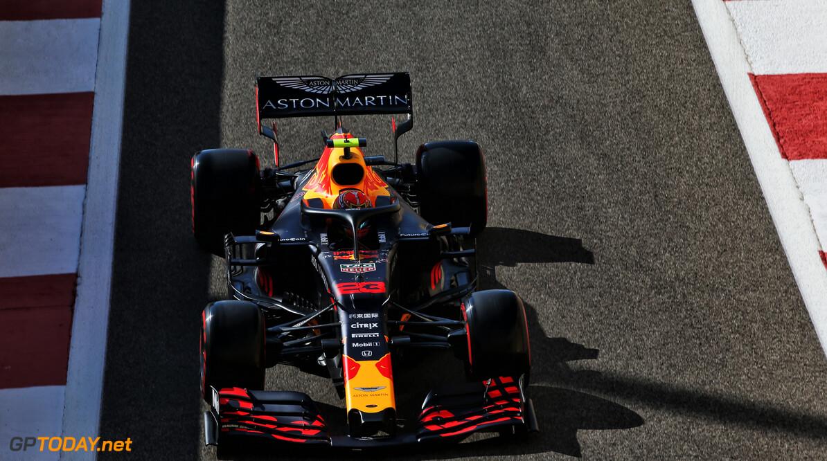 <b>VT3</b>: Verstappen met klein verschil sneller dan Mercedessen in Abu Dhabi