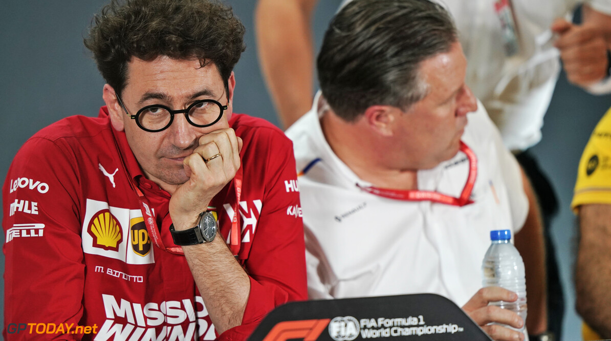 Brown challenges Ferrari to release FIA engine deal details under 'ethical duty'
