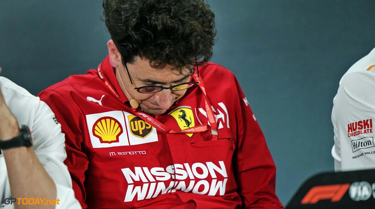 """Voormalig Ferrari-teambaas Domenicali: """"Geef Binotto wat tijd en ruimte"""""""