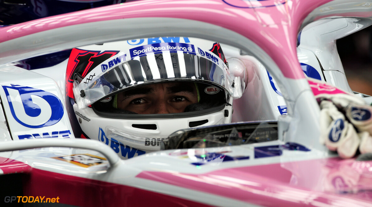 Fourth is Racing Point's 2020 goal - Perez