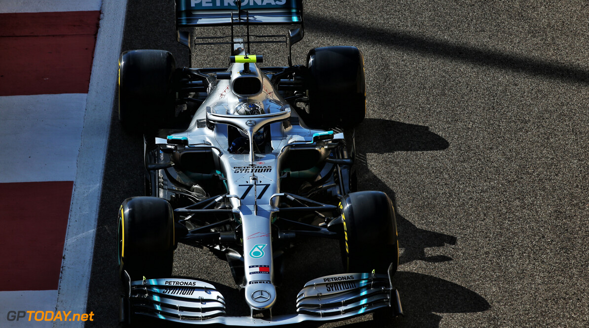 <b>Video:</b> Watch Bottas and Grosjean collide during FP2!