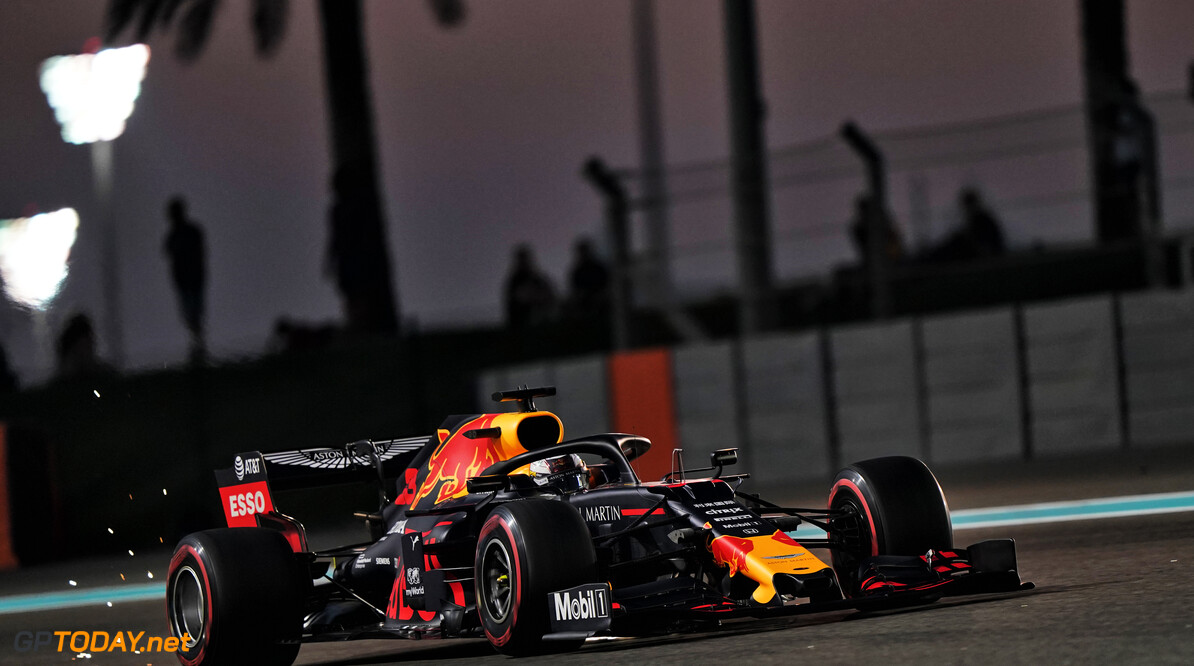 Verstappen admits Mercedes will be difficult to beat in Abu Dhabi