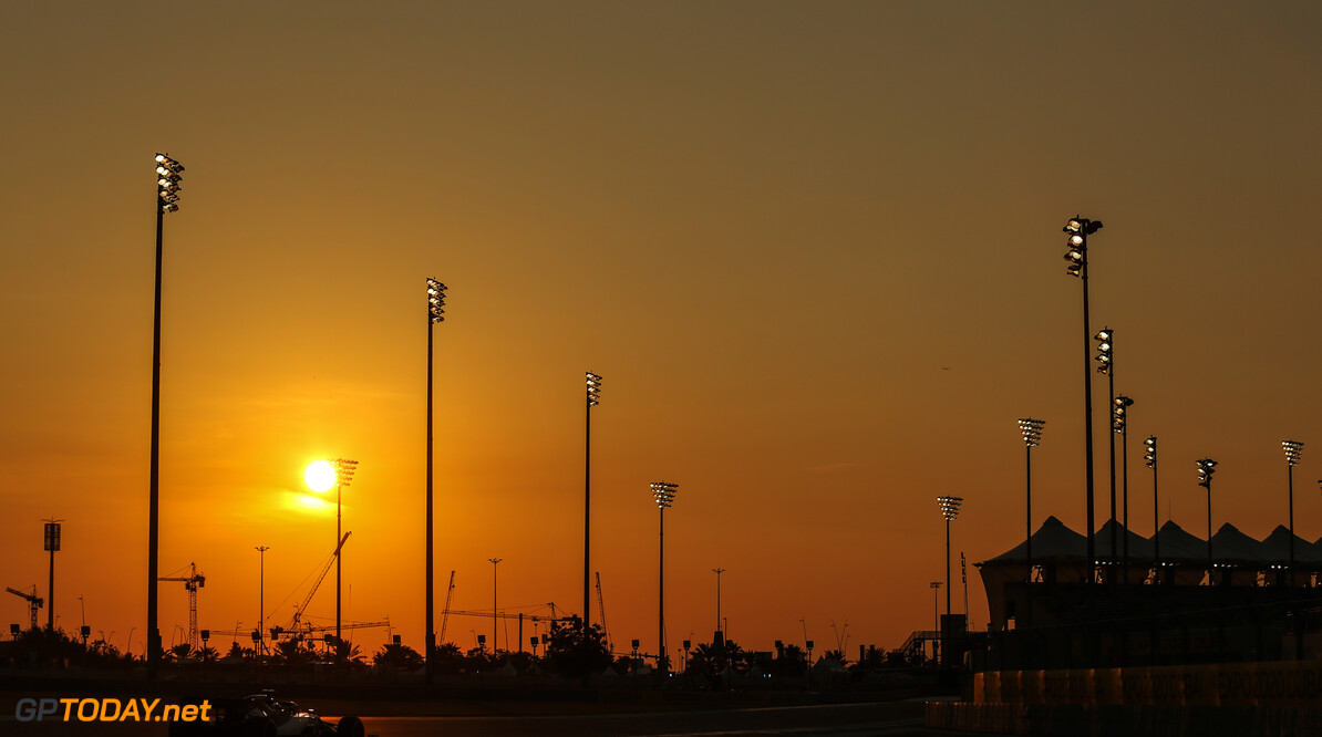Formula One World Championship Antonio Giovinazzi (ITA), Alfa Romeo Racing 29.11.2019. Formula 1 World Championship, Rd 21, Abu Dhabi Grand Prix, Yas Marina Circuit, Abu Dhabi, Practice Day. - www.xpbimages.com, EMail: requests@xpbimages.com (C) Copyright: Charniaux / XPB Images Motor Racing - Formula One World Championship - Abu Dhabi Grand Prix - Practice Day - Abu Dhabi, UAE XPB Images Abu Dhabi Abu Dhabi  Formel1 Formel F1 Formula 1 Formula1 GP Grand Prix one November Abu Dhabi Yas Marina Circuit Yas Marina UAE United Arab Emirates Friday 29 11 2019 Action Track