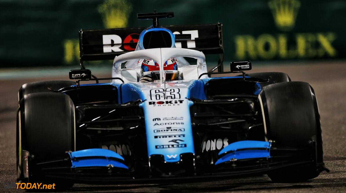 Williams zet Roy Nissany in tijdens afsluitende bandentest in Abu Dhabi