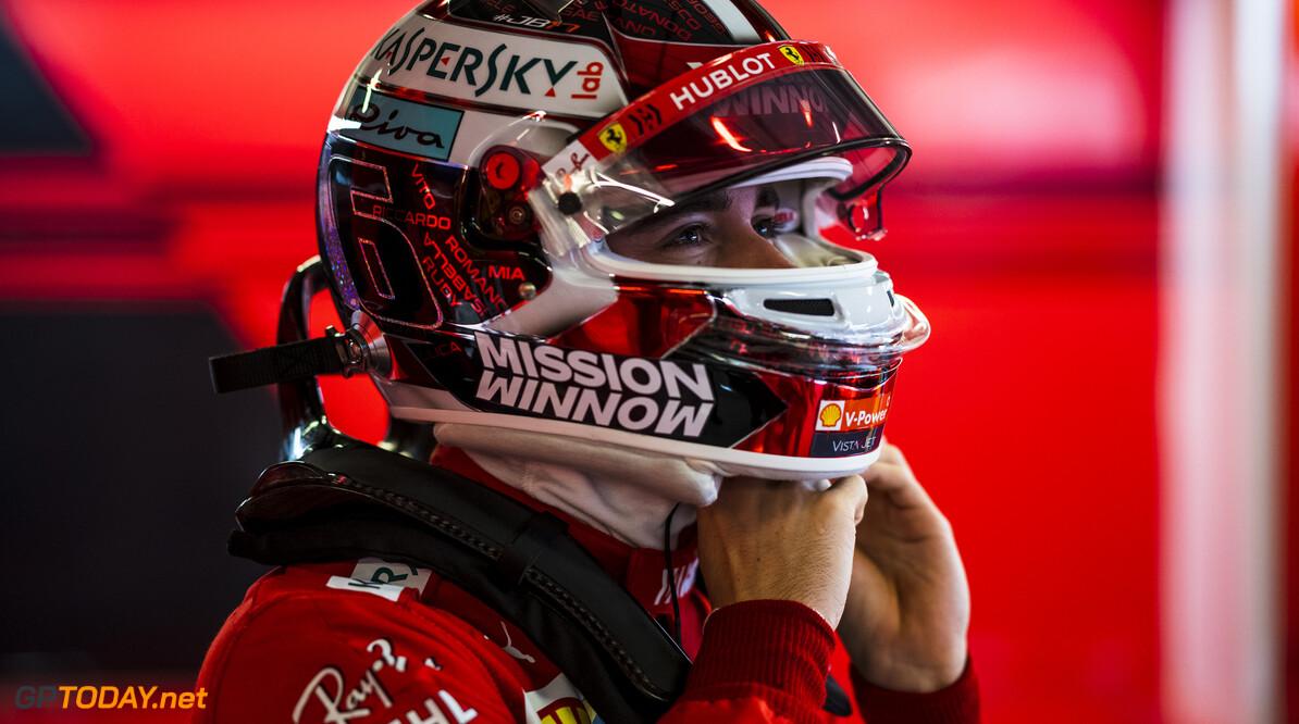 RUDY CAREZZEVOLI@CALLO ALBANESE    29/11/2019 ABU DHABI F1/2019 FP2 GP LECLERC VENERDI