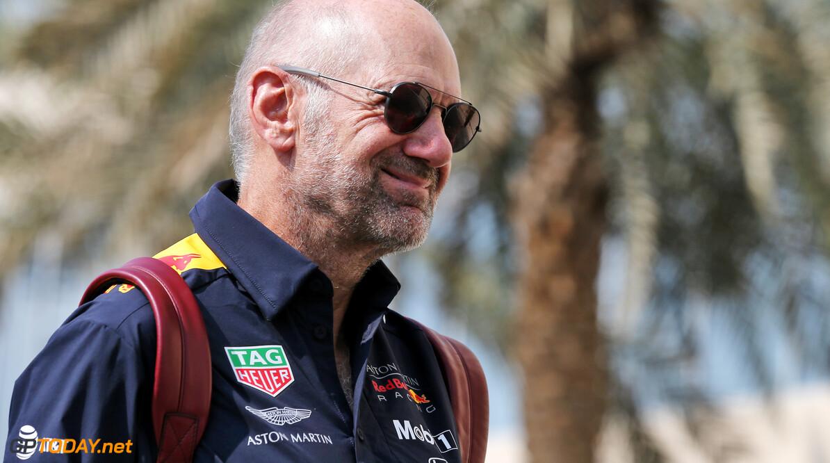 """Van der Garde waarschuwt Red Bull: """"Word niet te afhankelijk van Newey"""""""