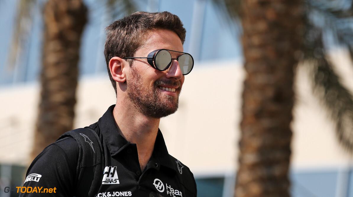 Grosjean enthusiastic about future Saudi Grand Prix plans