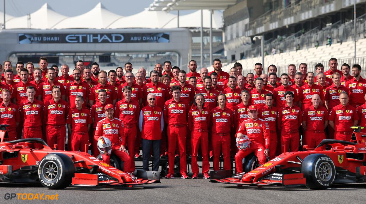 "Binotto: ""Ferrari reist zonder nummer 1 naar Australië af"""