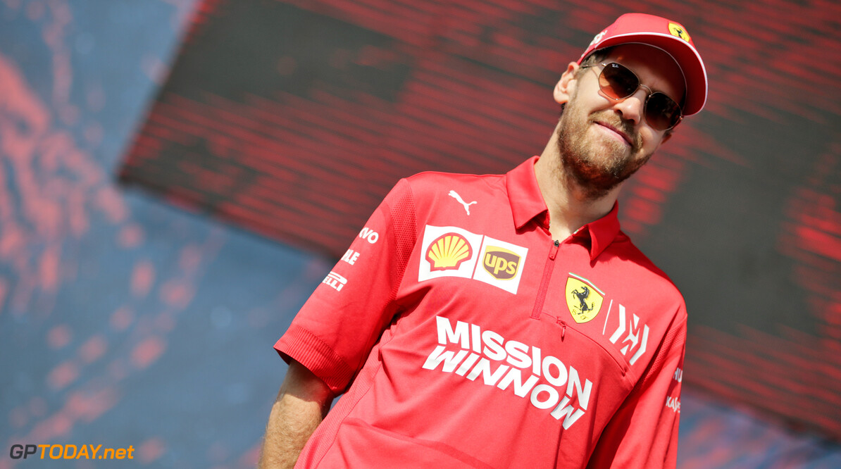 Vettel affirms he 'must do better' in 2020