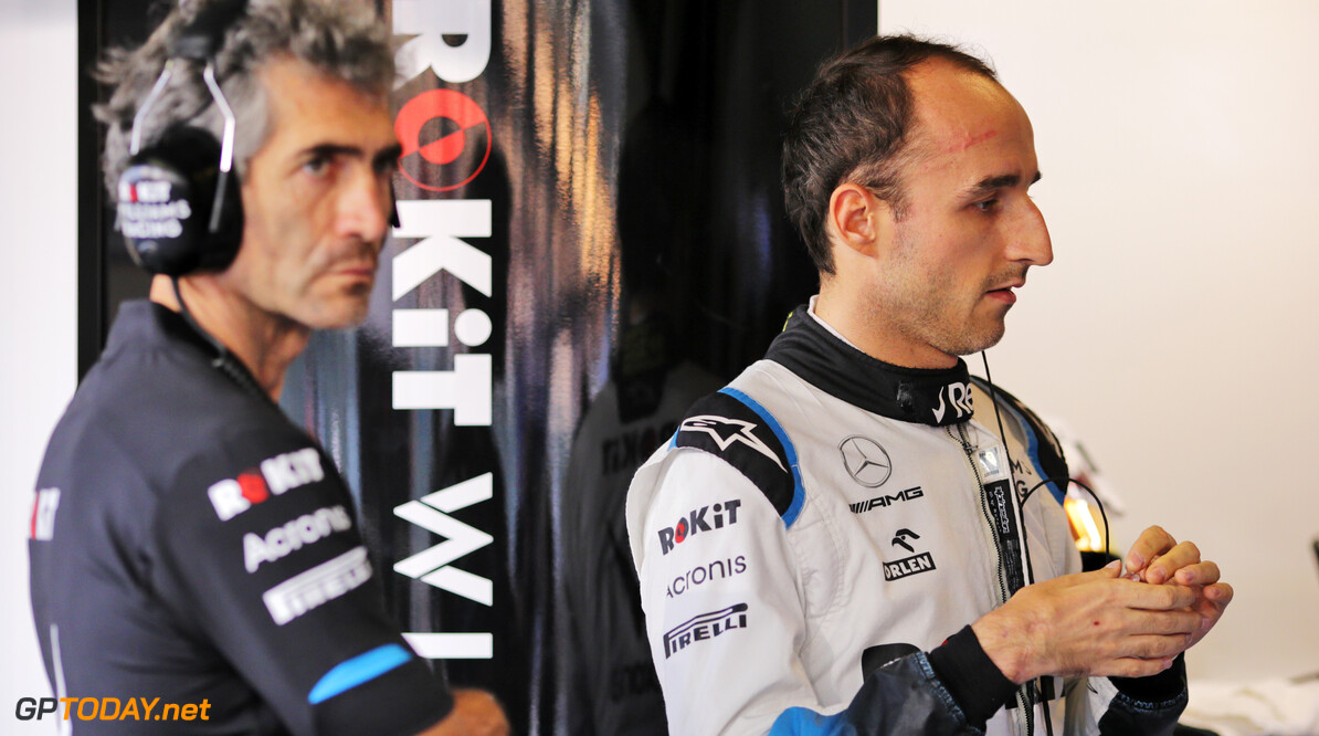 'Williams has not done enough in my 24 months with the team' - Kubica
