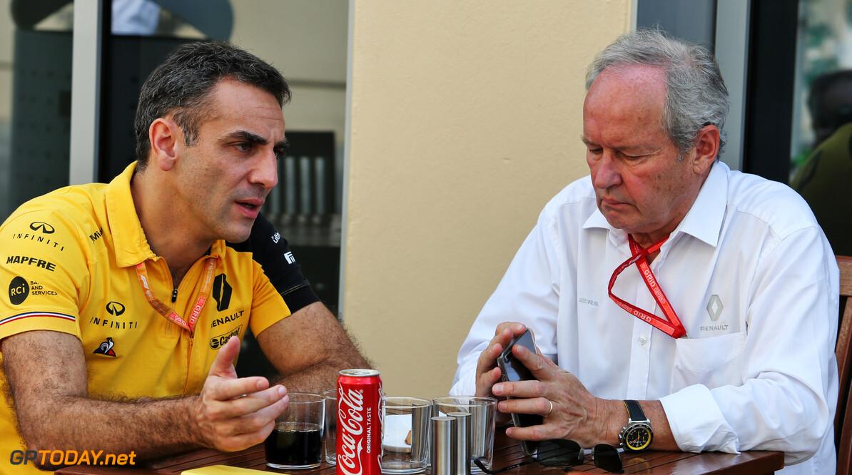 Abiteboul: 'Fantastic options' available to replace Ricciardo
