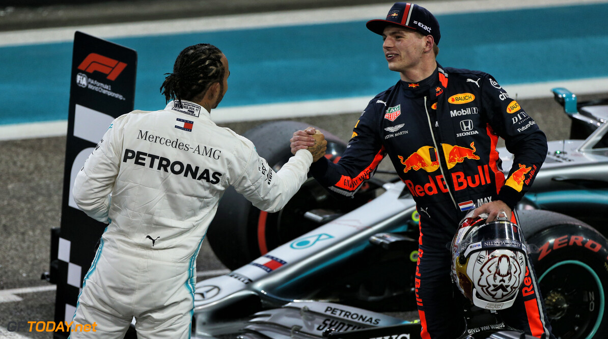 Verstappen: 60% of F1 field would win the championship in a Mercedes