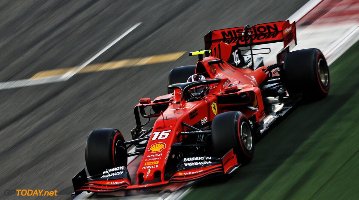 Stewards onderzoeken brandstofvergrijp Leclerc pas na Grand Prix van Abu Dhabi