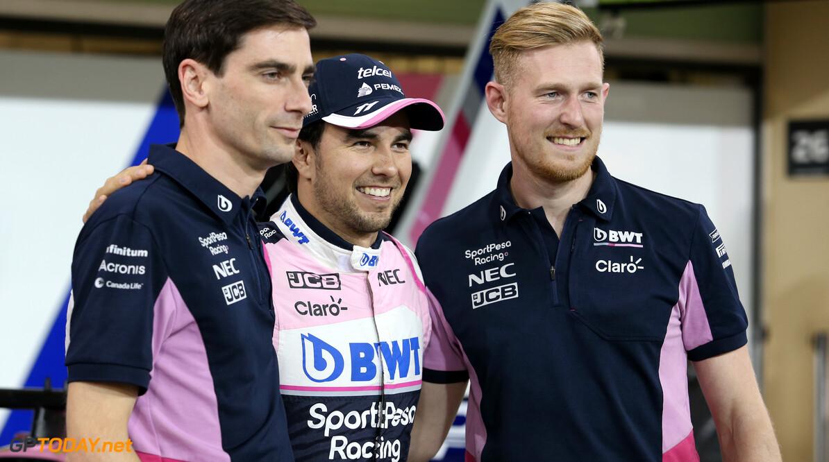 """Perez: """"2020 wordt een belangrijk jaar voor Racing Point"""""""