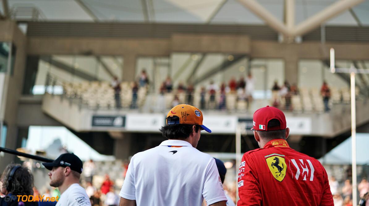Leclerc, not Sainz, will feel Ferrari pressure in 2021 - Sainz's former F3 boss