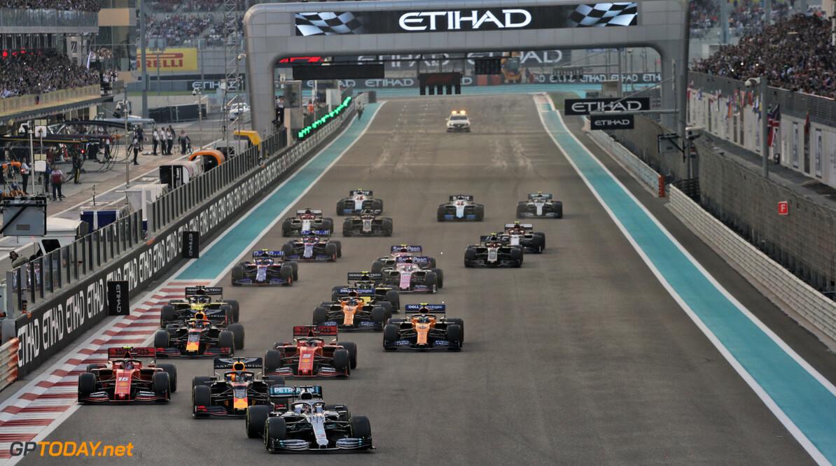 'Herziene F1-kalender significant anders dan oorspronkelijke schema'