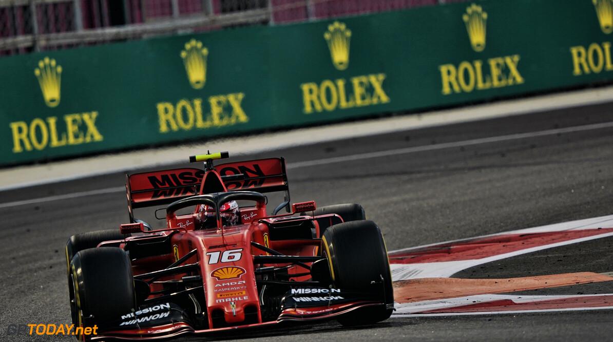 """Charles Leclerc ondanks P3 team erg dankbaar: """"Aan mij om het af te maken"""""""