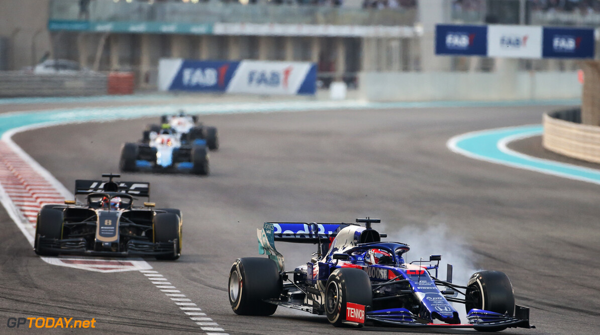 FIA verklaart de reden achter probleem met DRS tijdens Grand Prix van Abu Dhabi