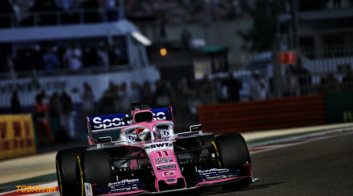 <b>Video:</b> Behind the scenes bij Racing Point tijdens de Abu Dhabi Grand Prix