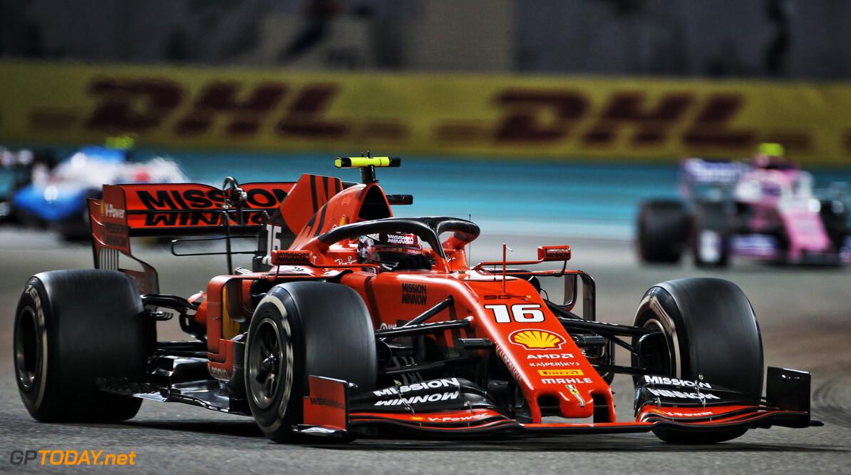 """Leclerc: """"Succes in 2020 zaak van alles samen laten komen bij Ferrari"""""""