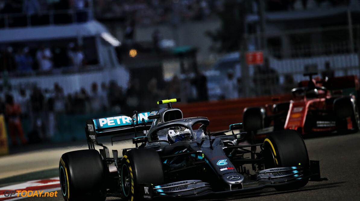 Abu Dhabi DRS glitch cost Bottas potential podium - Wolff
