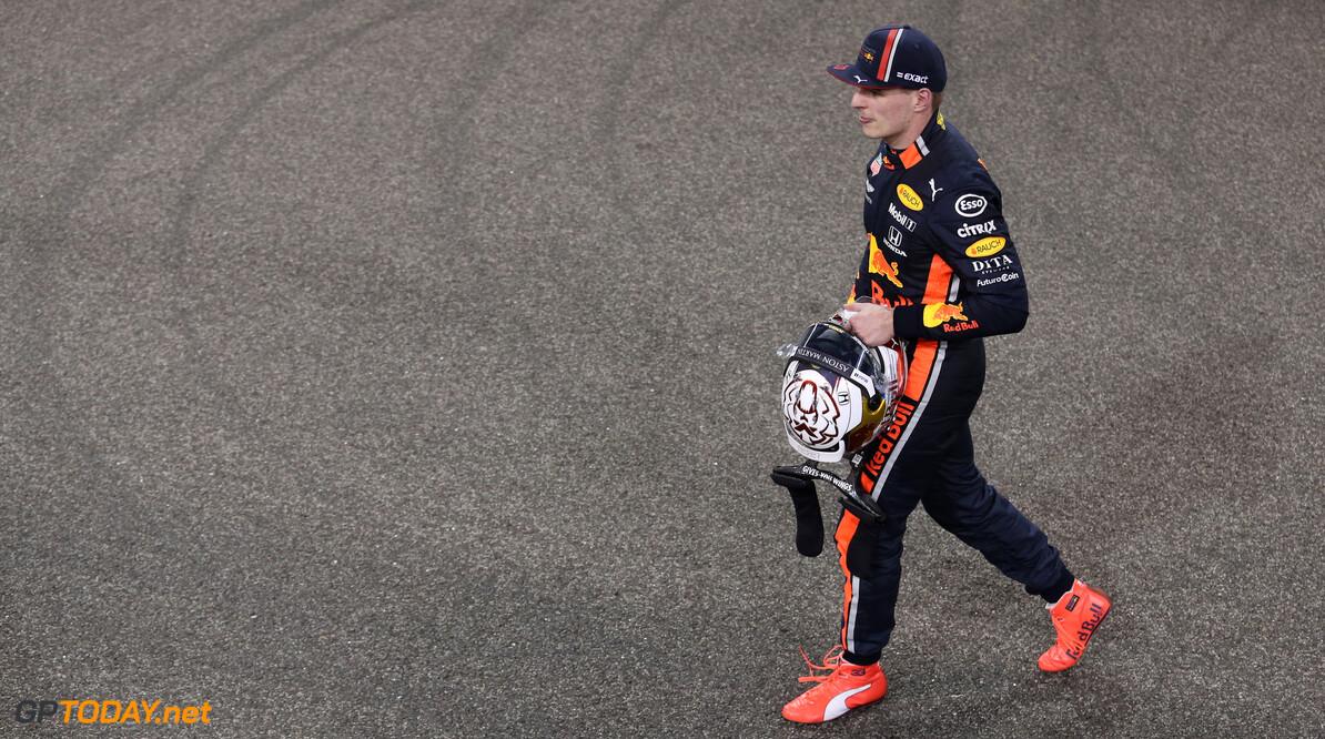 """Horner: """"Max Verstappen reed in 2019 zijn beste seizoen in Formule 1"""""""