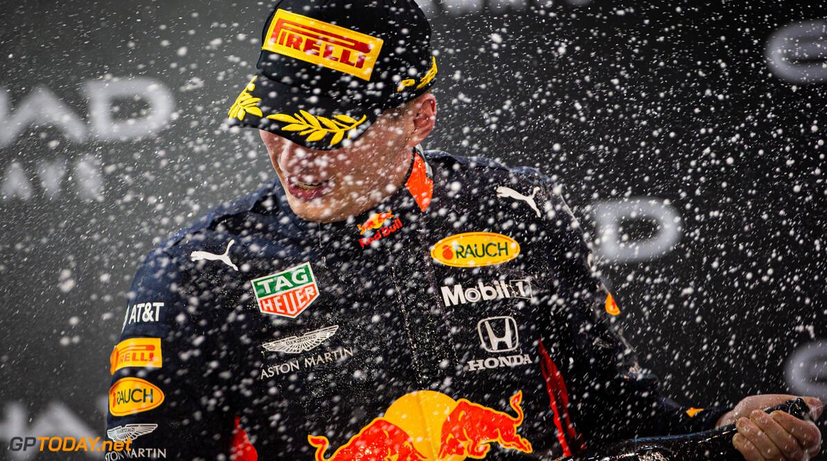 """Ambitieuze doelstelling voor Verstappen: """"Iedere race op het podium"""""""
