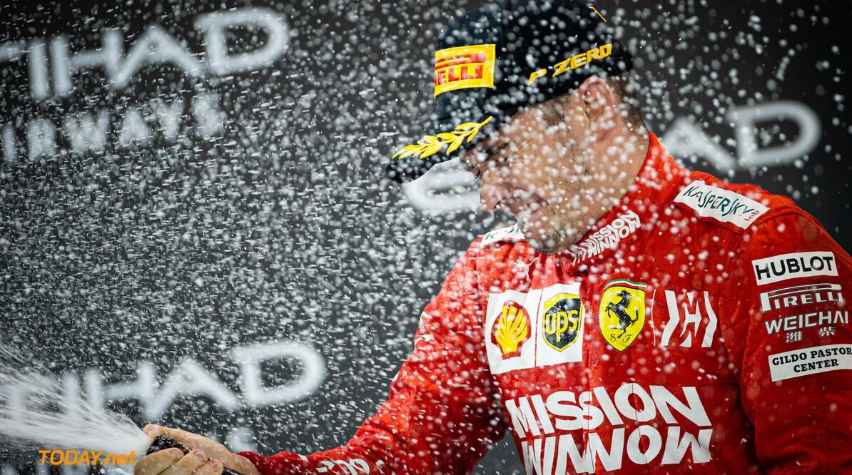Ferrari krijgt 50.000 euro boete voor onjuiste opgave brandstof bij Leclerc