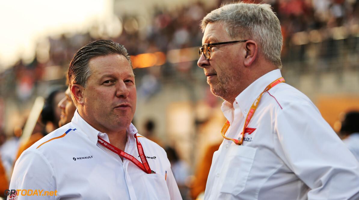 McLaren draait 'veel verlies' in Formule 1, overweegt deelname aan WEC