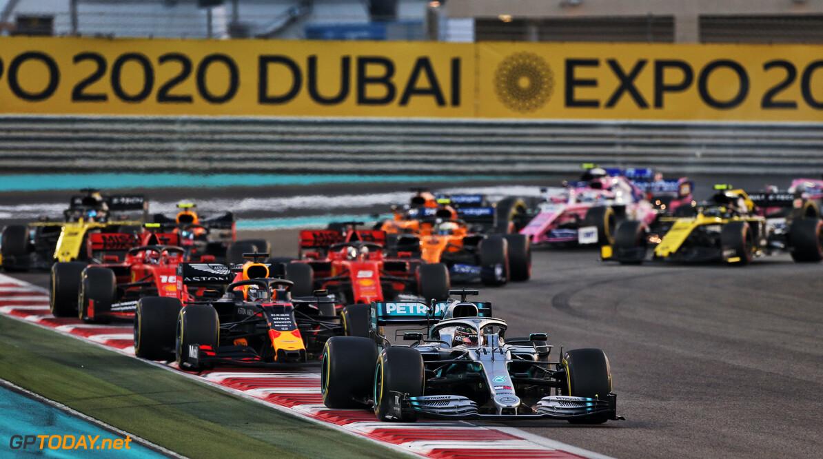<b>Dagboek uit de paddock</b>: Grand Prix van Abu Dhabi, dag 4
