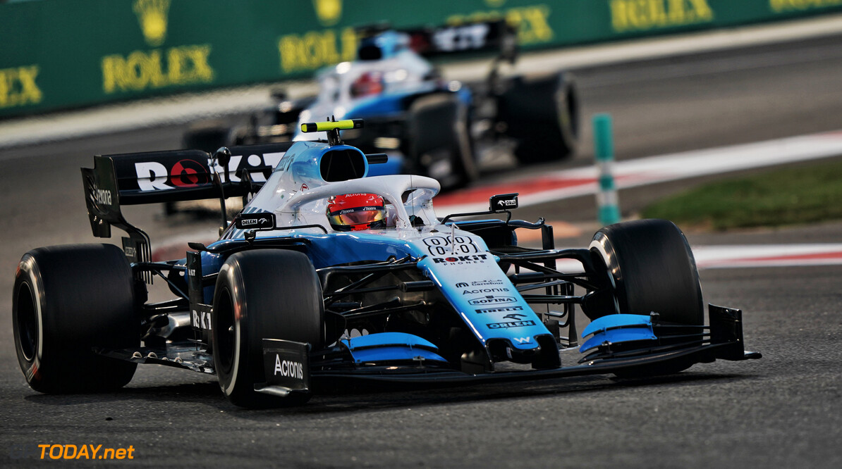 Esteban Ocon was de vervanger voor Russell, maar paste niet in de Williams-bolide