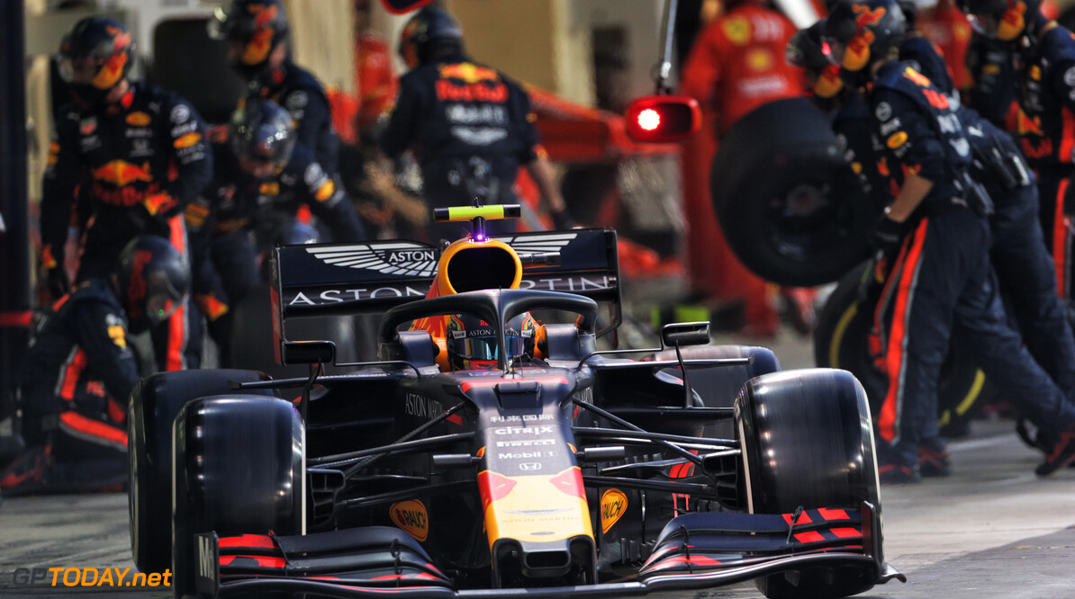 'Red Bull Racing presenteert RB16 op 12 februari'