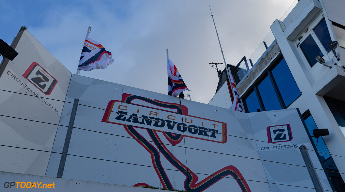 Zandvoort expects to re-open in Februrary