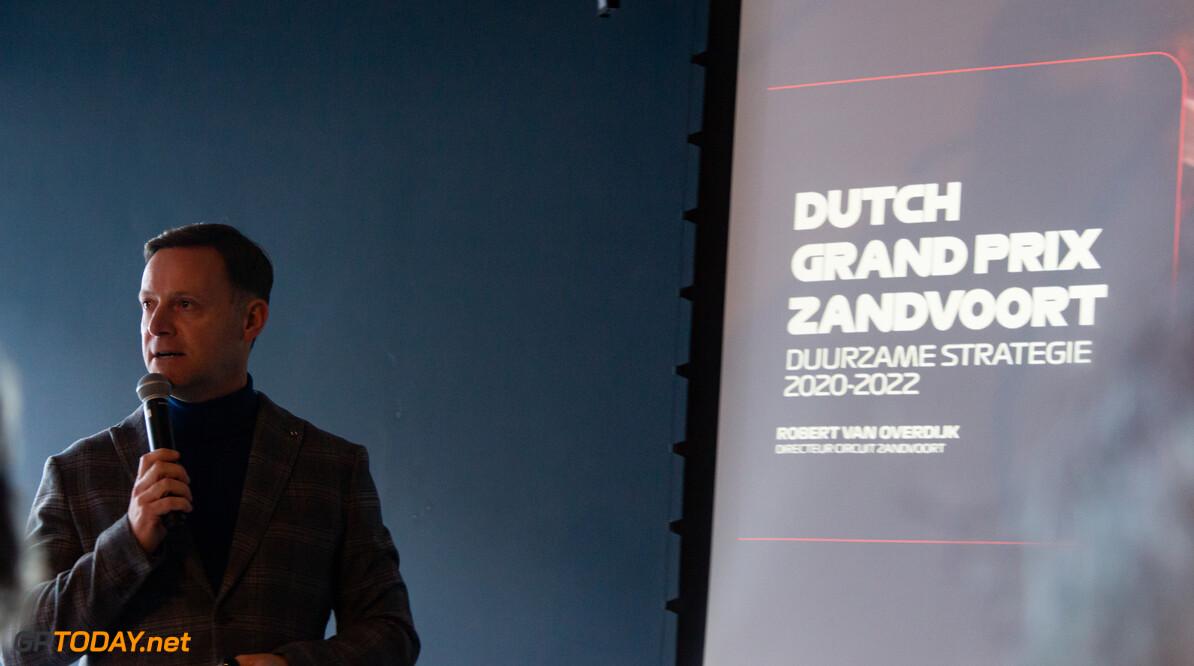"""Van Overdijk: """"Om Assen heeft Zandvoort vooral kunnen lachen"""""""