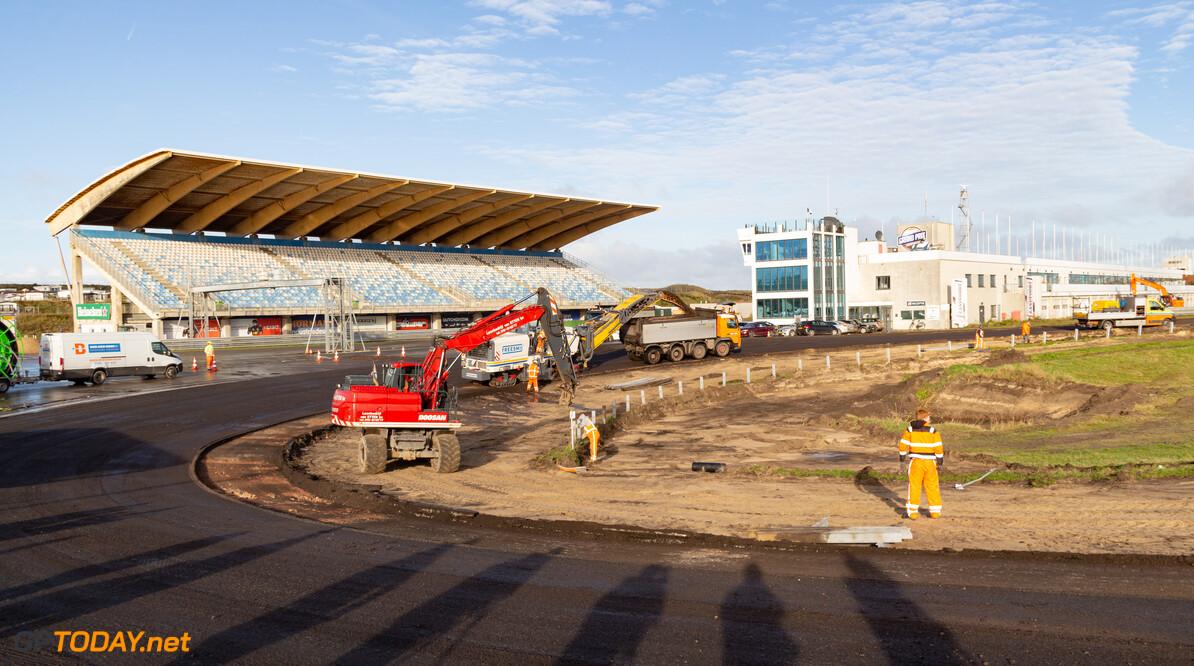 Zandvoort verwacht circuit 'ergens in februari' weer in gebruik te nemen