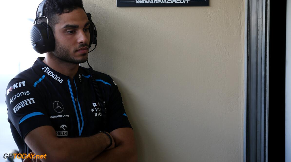 Nissany test opnieuw voor Williams tijdens eerste vrije training in Frankrijk