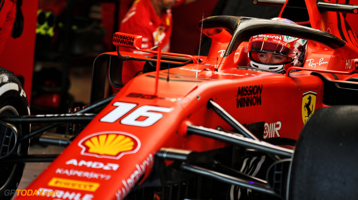 Ferrari laat Leclerc eerste bandentest voor Pirelli afwerken
