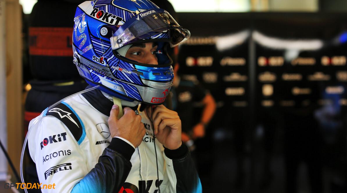 Williams gunt Roy Nissany vrijdagtraining in Bahrein